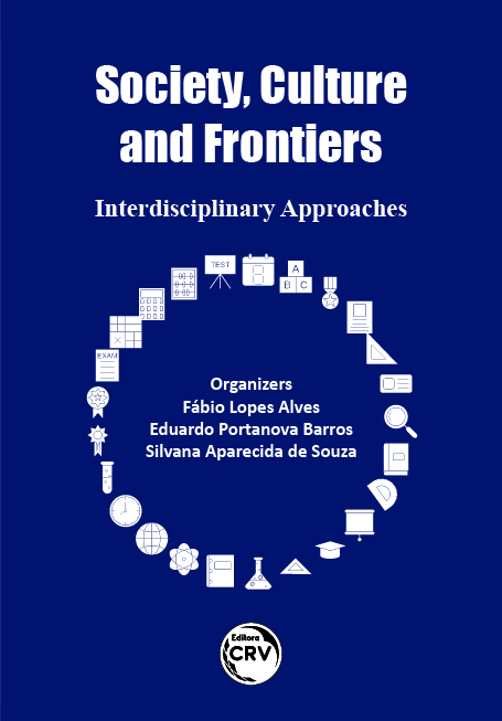 Capa do livro: SOCIETY, CULTURE AND FRONTIERS:<br> Interdisciplinary Approaches