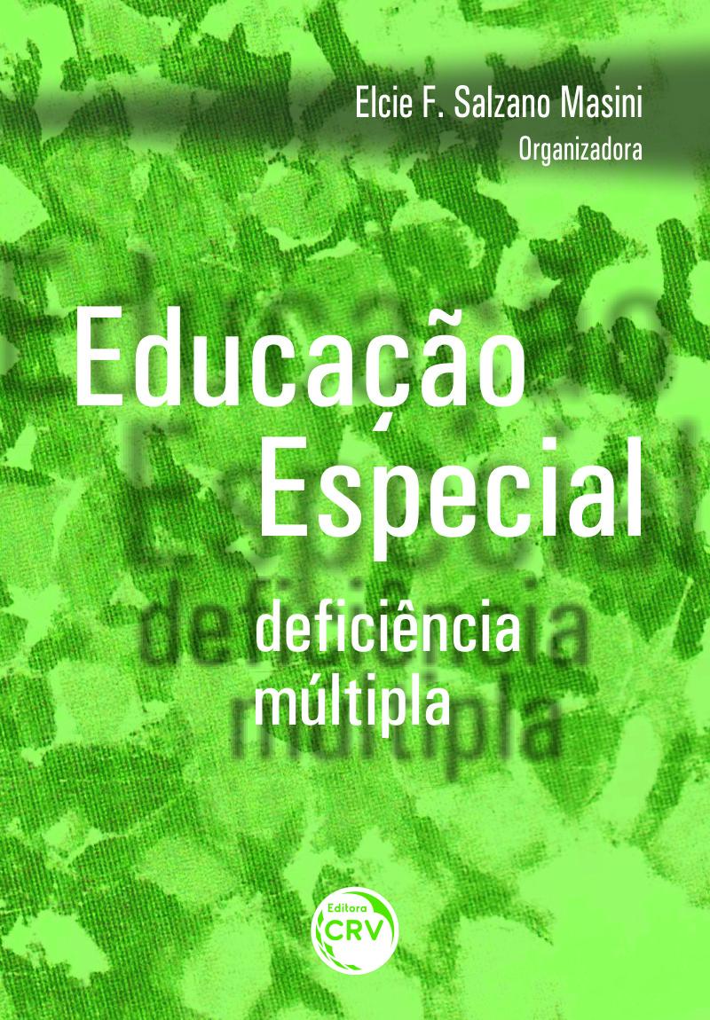 Capa do livro: EDUCAÇÃO ESPECIAL – DEFICIÊNCIA MÚLTIPLA