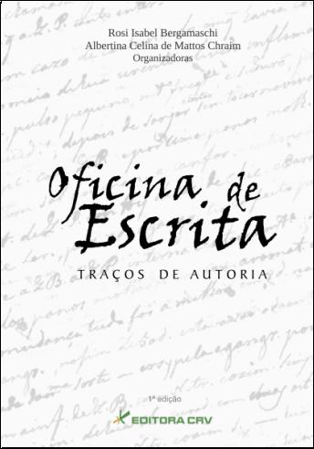 Capa do livro: OFICINA DE ESCRITA<BR>Traços de Autoria