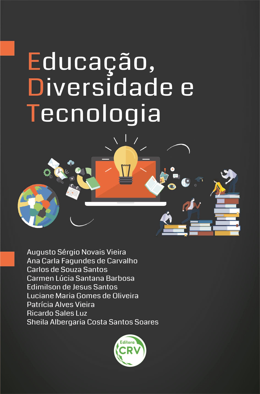 Capa do livro: EDUCAÇÃO, DIVERSIDADE E TECNOLOGIA