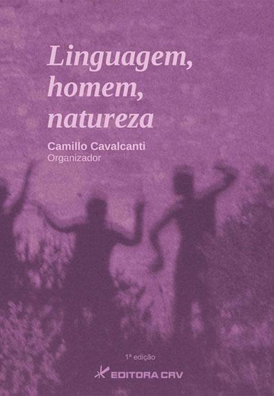 Capa do livro: LINGUAGEM, HOMEM, NATUREZA