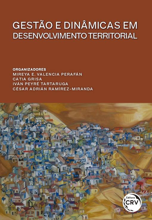 Capa do livro: GESTÃO E DINÂMICAS EM DESENVOLVIMENTO TERRITORIAL