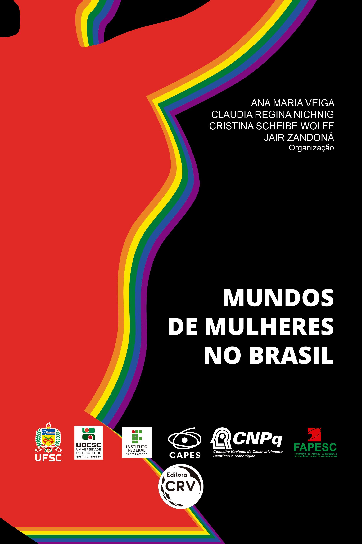 Capa do livro: MUNDOS DE MULHERES NO BRASIL