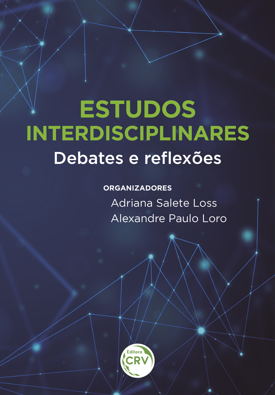 Capa do livro: ESTUDOS INTERDISCIPLINARES:<br> debates e reflexões