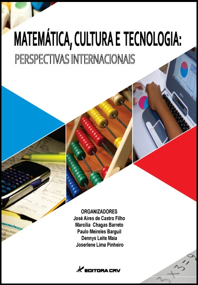 Capa do livro: MATEMÁTICA, CULTURA E TECNOLOGIA:<br>perspectivas internacionais