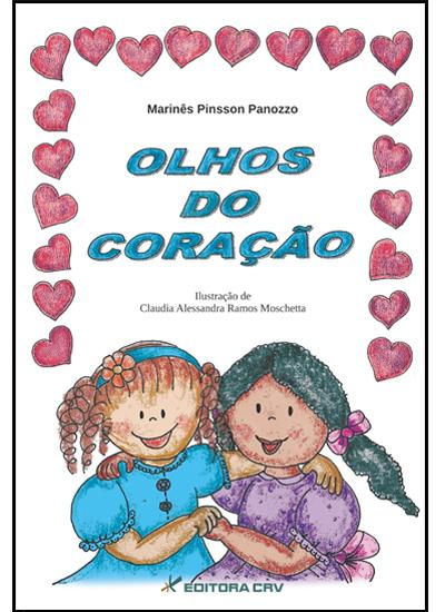 Capa do livro: OLHOS DO CORAÇÃO