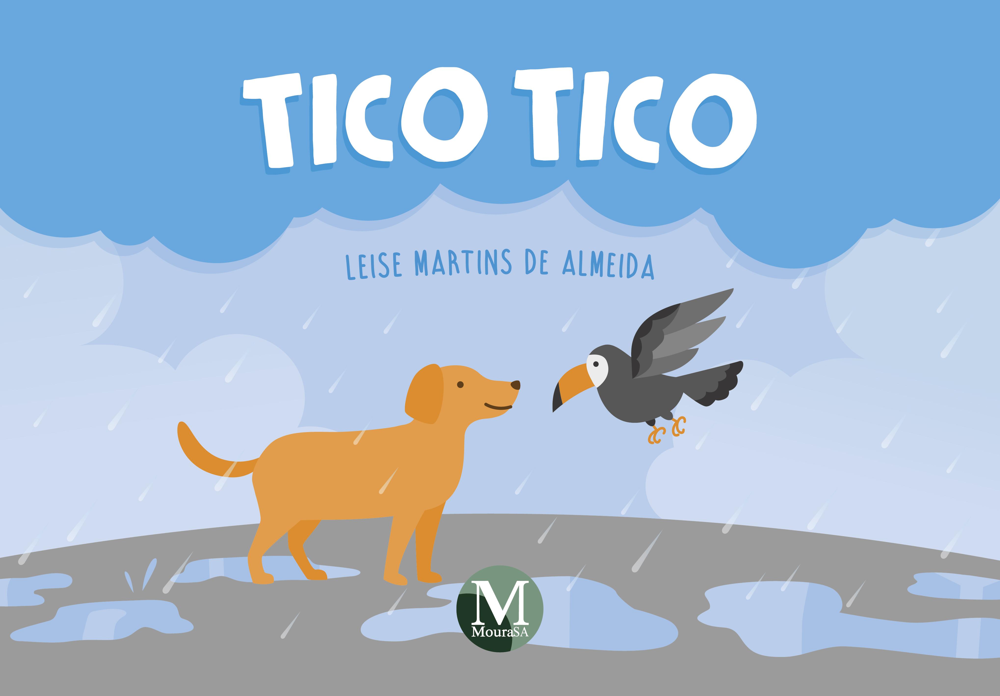 Capa do livro: TICO TICO