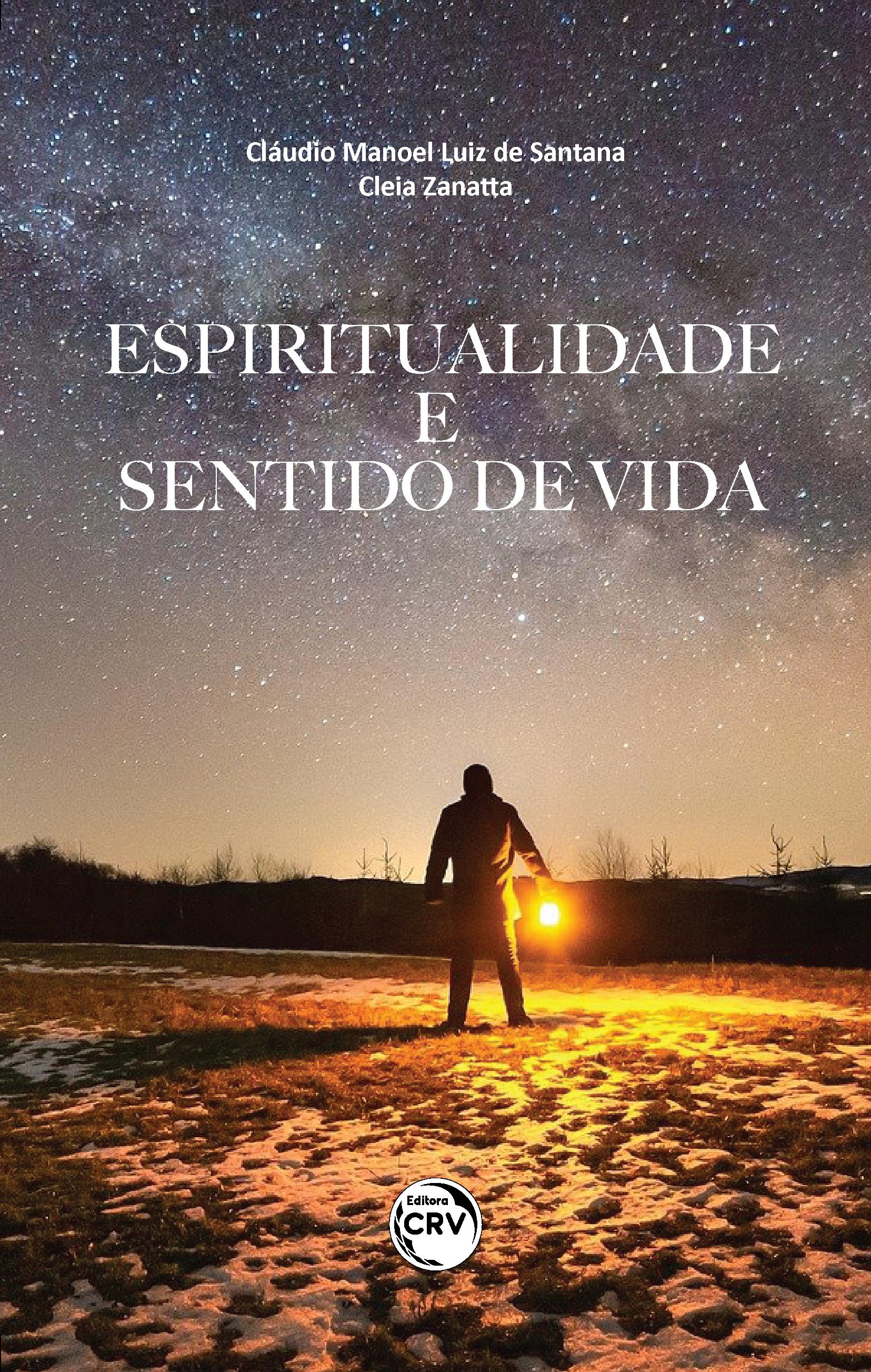 Capa do livro: ESPIRITUALIDADE E SENTIDO DE VIDA