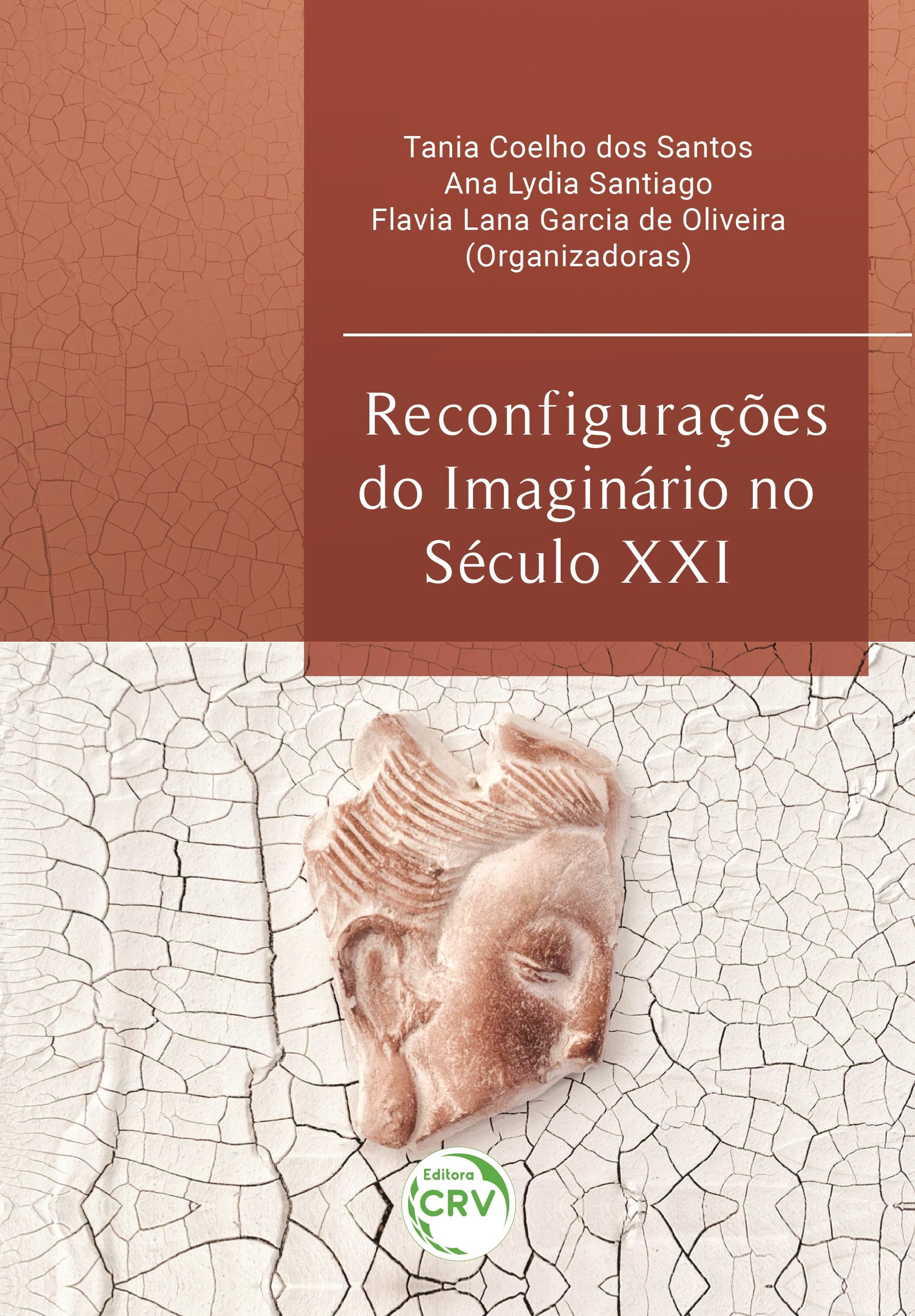 Capa do livro: RECONFIGURAÇÕES DO IMAGINÁRIO NO SÉCULO XXI