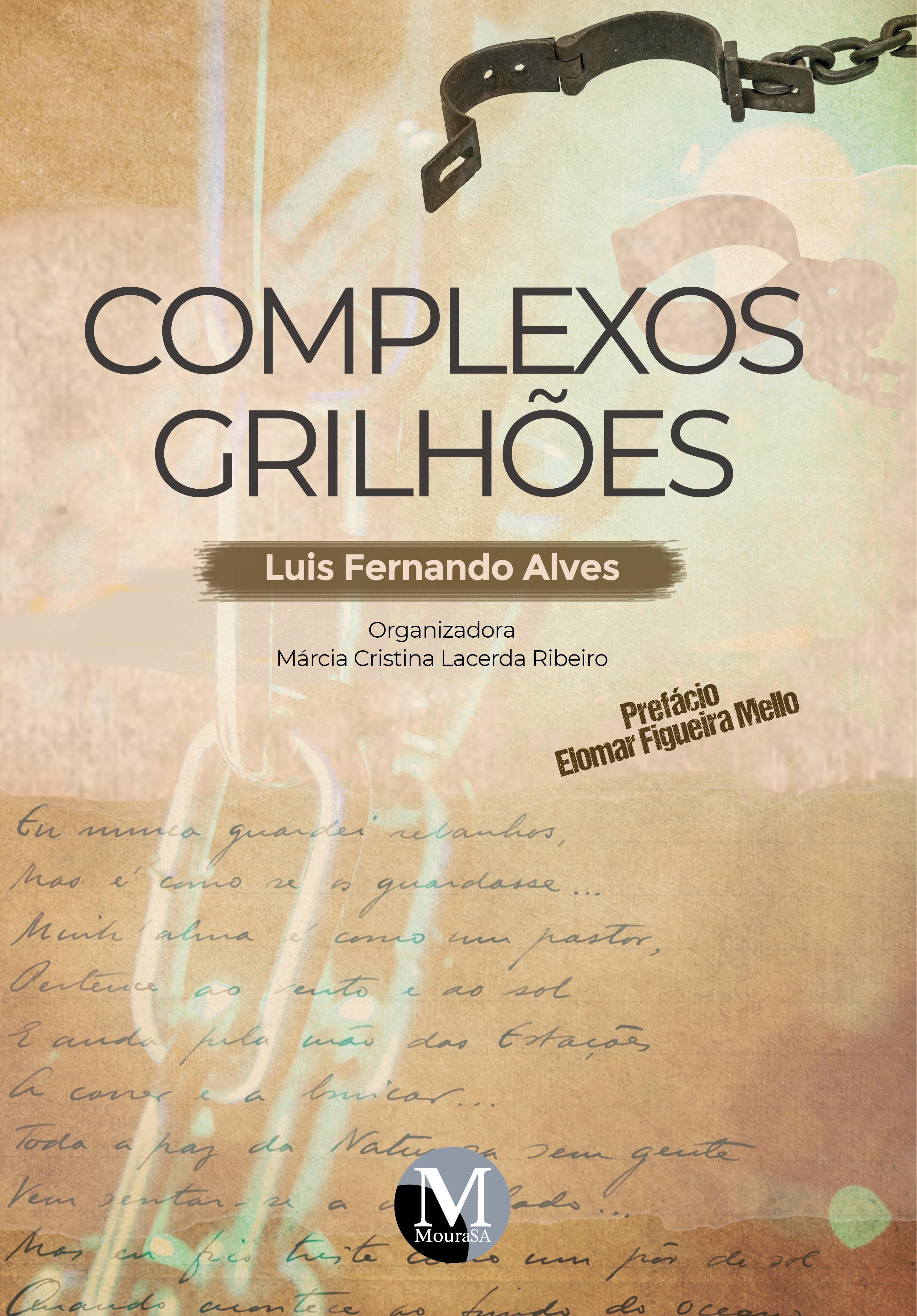 Capa do livro: COMPLEXOS GRILHÕES