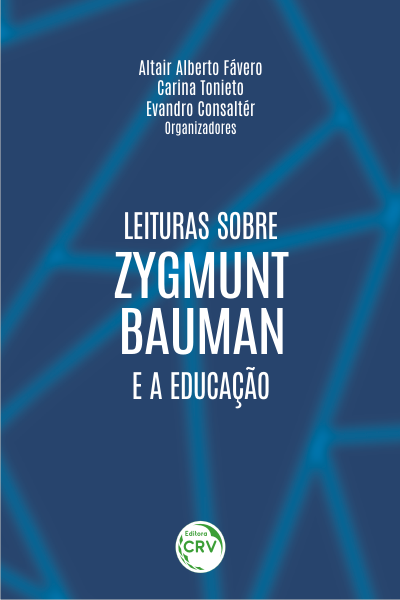 Capa do livro: LEITURAS SOBRE ZYGMUNT BAUMAN E A EDUCAÇÃO