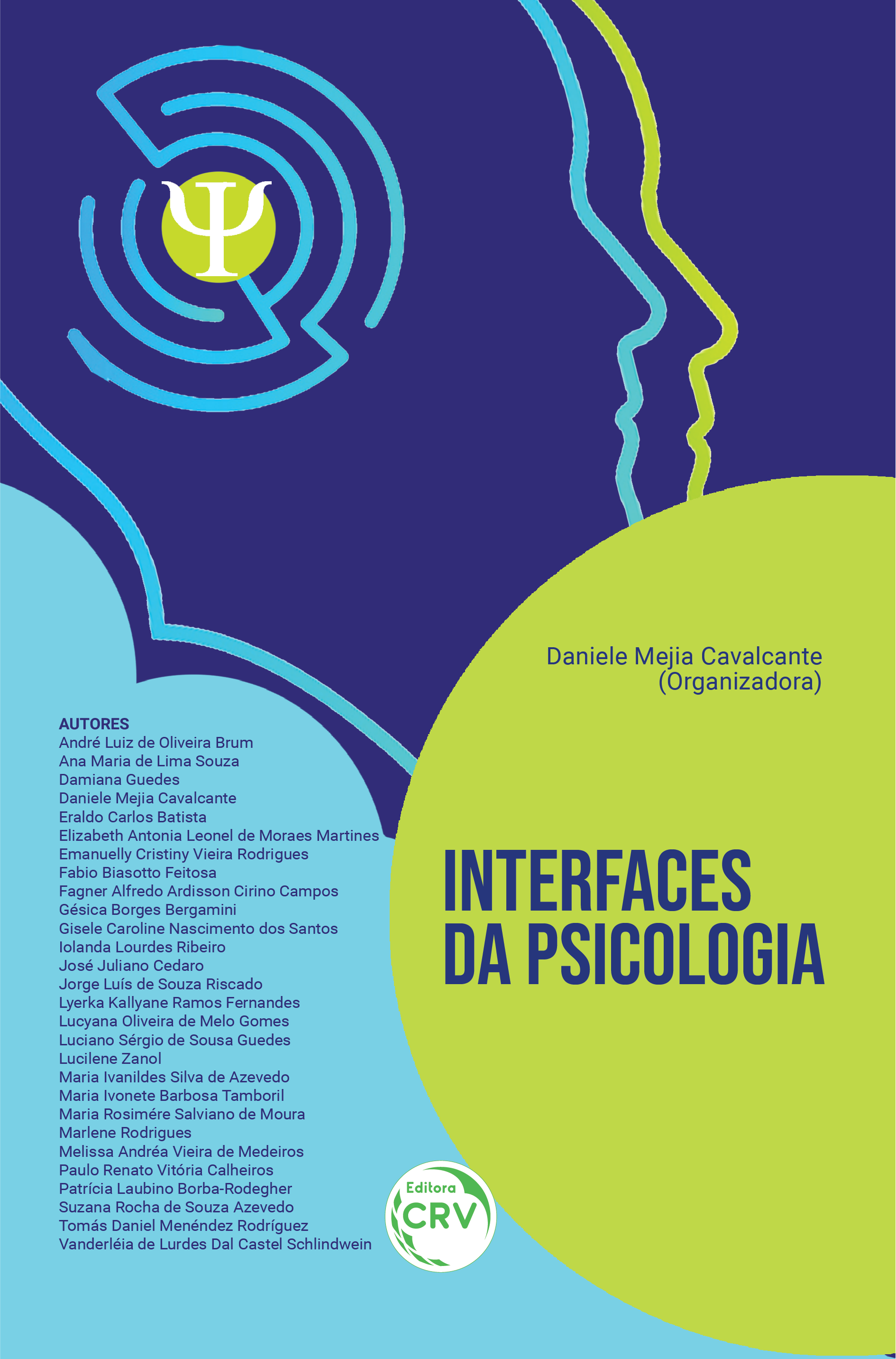 Capa do livro: INTERFACES DA PSICOLOGIA
