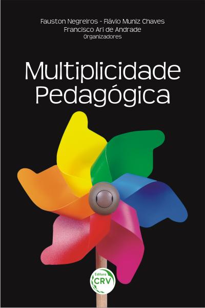 Capa do livro: MULTIPLICIDADE PEDAGÓGICA