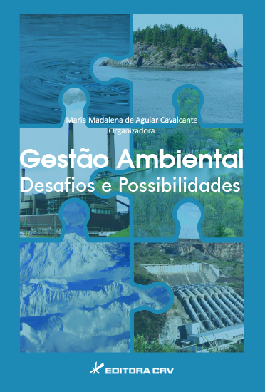 Capa do livro: GESTÃO AMBIENTAL DESAFIOS E POSSIBILIDADES