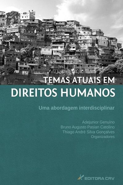 Capa do livro: TEMAS ATUAIS EM DIREITOS HUMANOS:<br>uma abordagem interdisciplinar