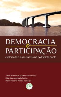 DEMOCRACIA E PARTICIPAÇÃO:<br> explorando o associativismo no Espírito Santo
