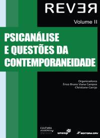 PSICANÁLISE E QUESTÕES DA CONTEMPORANEIDADE - II