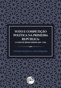VOTO E COMPETIÇÃO POLÍTICA NA PRIMEIRA REPÚBLICA:<br> o caso de Minas Gerais (1889-1930)