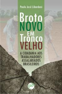 BROTO NOVO EM TRONCO VELHO:<br>a cidadania aos trabalhadores assalariados brasileiros