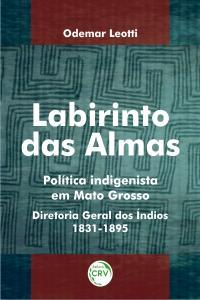 LABIRINTO DAS ALMAS: <br>Política indigenista em Mato Grosso: Diretoria Geral dos Índios 1831-1895